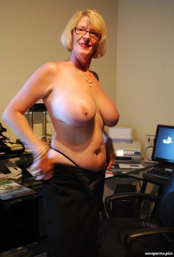 Nackt oma bilder
