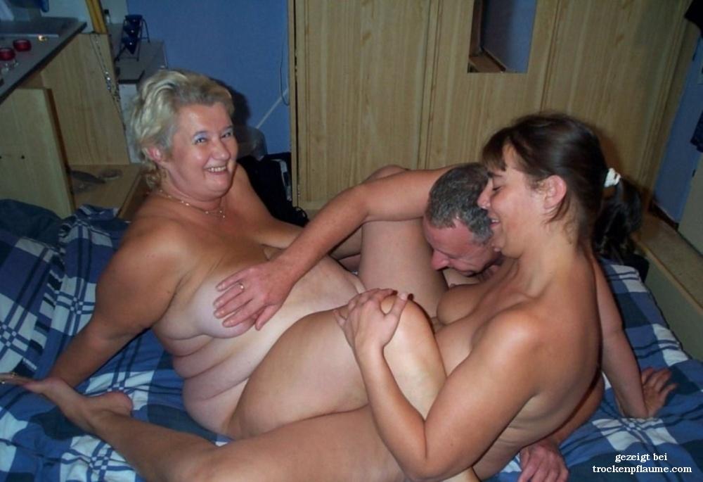 Reife Frauen Beim Gruppensex